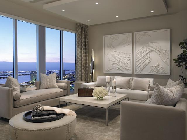 Private High Rise Condo Naples Florida Renee Gaddis Renee Gaddis Interiors